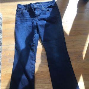 Joe's Jeans Harmony booty fit blue jeans